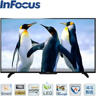 InFocus 超視堺 XT-50IN810 LED液晶電視 50吋 1080P Full HD