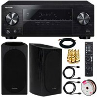 Pioneer VSX-532 5.1-Channel AV Receiver w/Ultra HD Pass-through w/HDCP 2.2