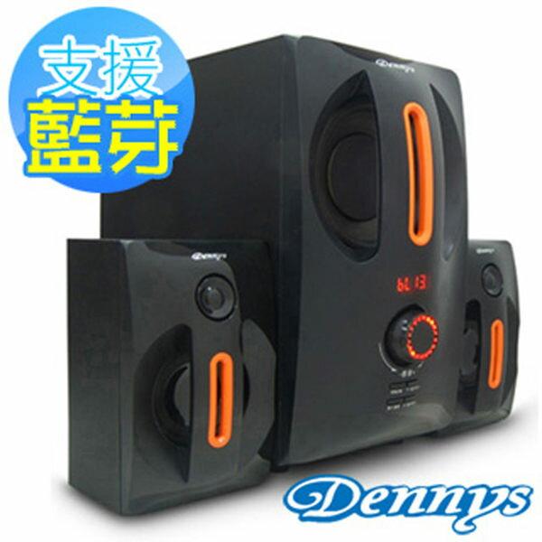 <br/><br/>  Dennys USB/SD/FM藍芽重低音2.1喇叭(PYC827-MF36)<br/><br/>