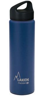 【鄉野情戶外專業】 LAKEN |西班牙| Classic保溫瓶0.75L-藍-TA7A