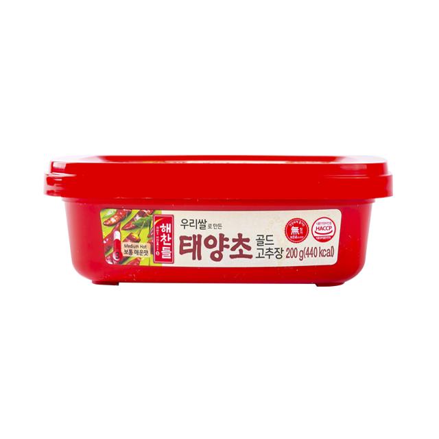 CJ 韓國 Haechandle 太陽草 金牌辣椒醬 200g