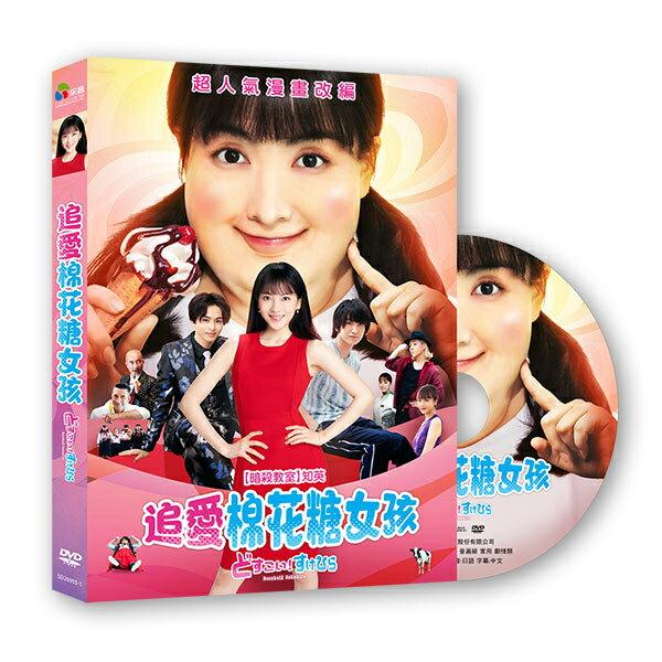 【停看聽音響唱片】【DVD】追愛棉花糖女孩