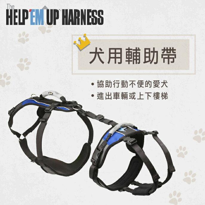 【捷思貝 親子寵物家居】美國 BlueDog愛犬前後腿介護輔助帶 (M)