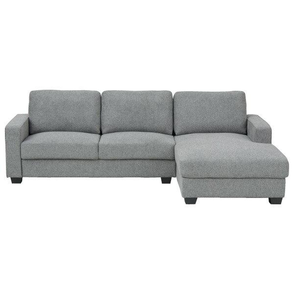 ◎布質左躺椅L型沙發 CASAREDO NITORI宜得利家居 1