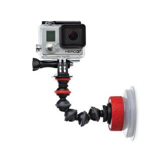 JOBY SC100 強力吸盤金剛爪臂 適用 GoPro HERO 2 3 4 相機 攝影機〔立福公司貨〕