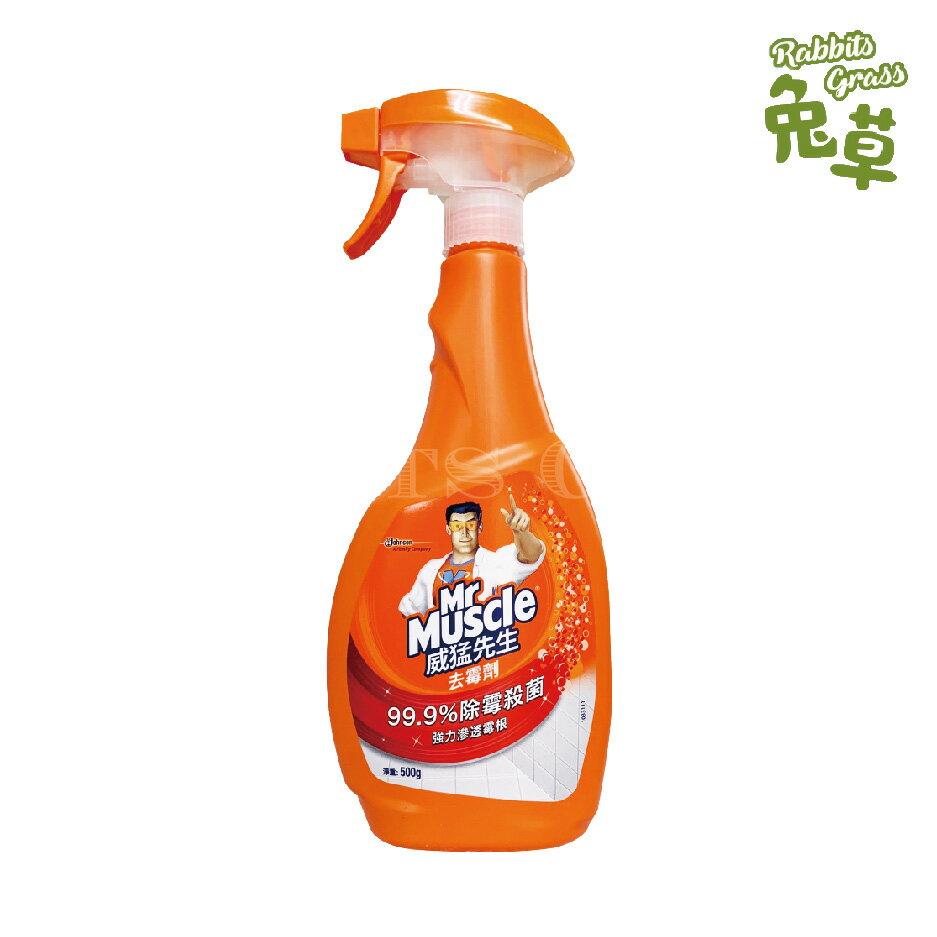 威猛先生 去霉劑 500g/瓶 (噴槍瓶/重裝瓶) 除霉殺菌