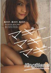 日本模特兒MAGGY首本泳裝寫真集附海報