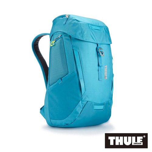 【THULE 都樂】EnRoute Mosey 多功能15吋雙肩後背包 TEMD-115-藍