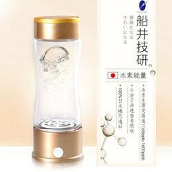 派樂 船井技研水素水生成器 (1台) 富氫水 負氫水機 氫水杯 電解機 水素水杯 水素水機 船井高濃度水素水還原水