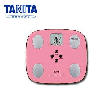 TANITA體組成計BC752(草莓粉),加贈飛利浦Mini時尚吹風機 HP8110及TANITA皮捲尺