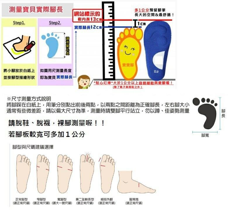 【兒童拖鞋】【台灣製造】【碰碰狐室內拖鞋 】粉藍色PIKS96516