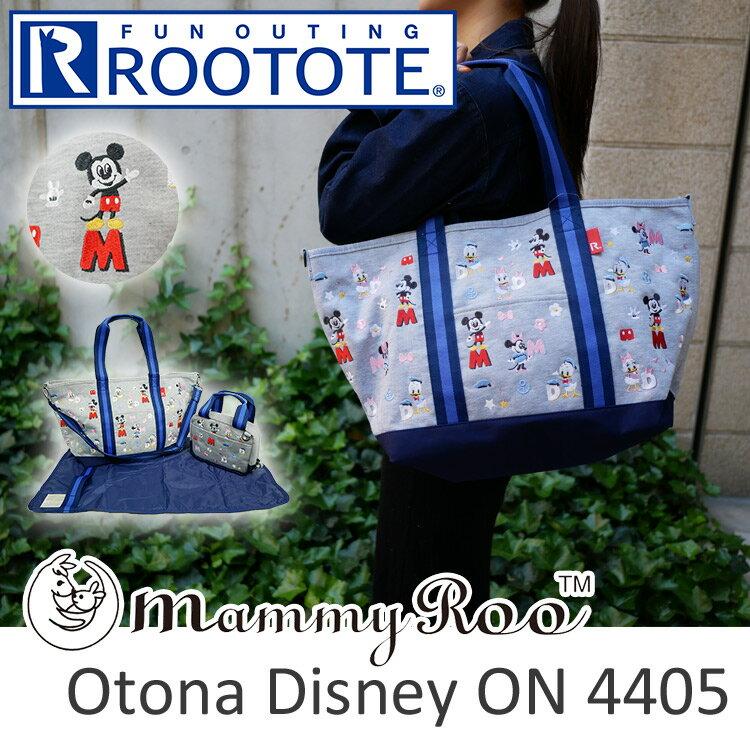 <br/><br/>  ROOTOTE x 迪士尼米奇款大肩包&2WAY媽媽包(限量5個)<br/><br/>