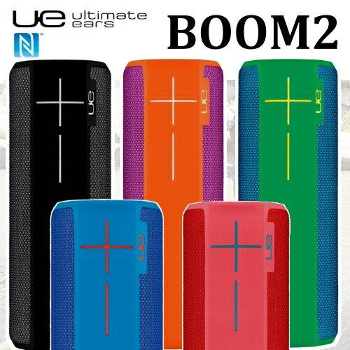 【集雅社】獨家贈西提情人節餐券一張 羅技 Ultimate Ears UE BOOM2 無線藍牙喇叭 UE BOOM 2 IPX7防水 公司貨 免運