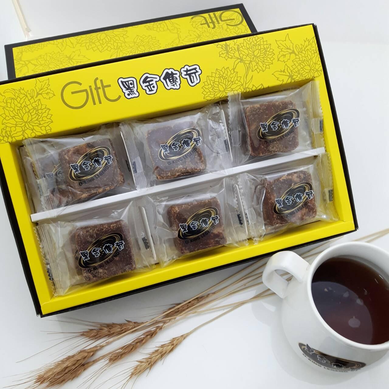 ~黑金傳奇~黑糖薑母茶 420g 大顆35g~12 新裝上市