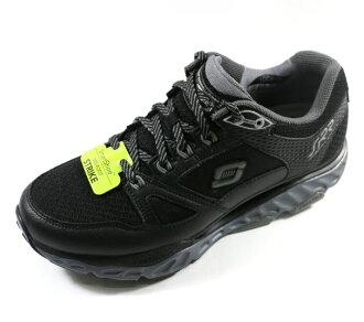 [ 陽光樂活] SKECHERS (男) 回彈力慢跑鞋 2017新款 SRR PRO-RESISTANCE 訓練專用 - 999738BBK 黑