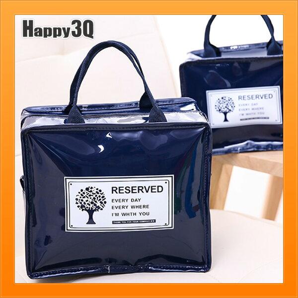 午餐包防水包化妝包手提包斜背包大容量矽膠游泳包大容量手提-多色【AAA4619】