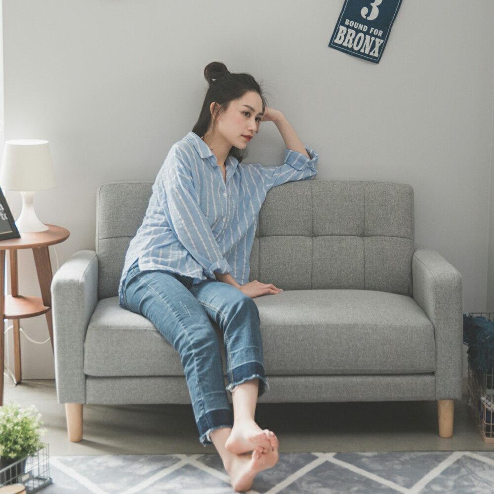 沙發 / 椅子 / 床 雅思本簡約系雙人沙發 完美主義【Y0315】 7