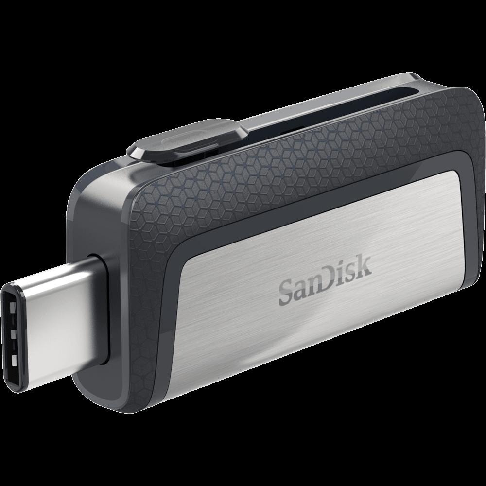 [富廉網] SanDisk SDDDC2 Ultra 16G 130M TypeC 雙用隨身碟