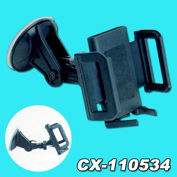 權世界@汽車用品 Cotrax 大吸盤(8公分吸盤)旋轉頭 手機/PDA/GPS 吸盤架 車架 支架 CX-110534