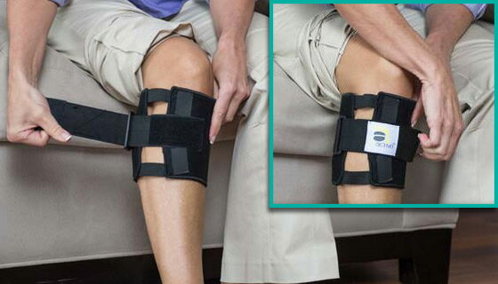 Be Active Therapeutic Wrap For Back Pain Relief 1