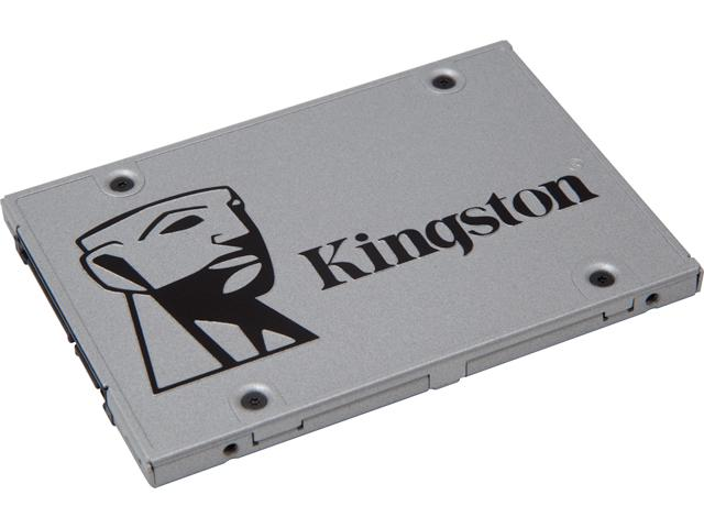 "Kingston SSD UV400 Series 240GB SSDNow 2.5"" SATA III SATA3 6Gb/s 7mm TLC Internal Solid State Drive SUV400S37/240G 1"