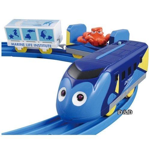 東喬精品百貨商城:【TAKARATOMY】DisneyxPLARAIL海底總動員-多莉火車