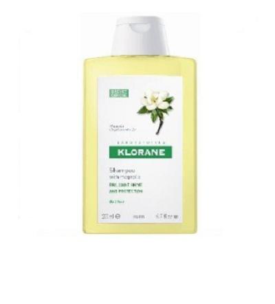 KLORANE 蔻蘿蘭 木蘭亮澤洗髮精400ML 近效期品