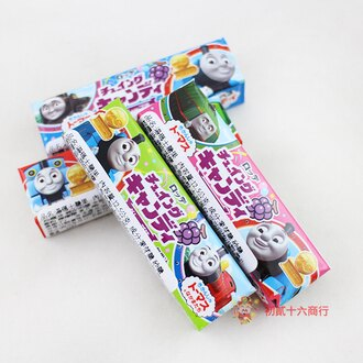 【0216零食會社】日本Lotte-湯瑪士糖果(5入)12.5g