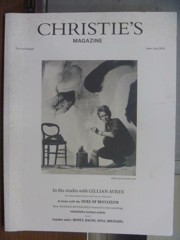 ~書寶 書T4/收藏_PLJ~Christie #x27 s_The Art People