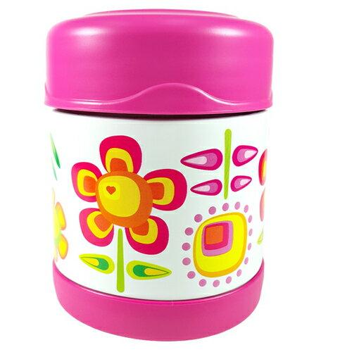 THERMOS 膳魔師 不銹鋼真空食物罐-小花兒篇 (F3001FFP6) 300ml