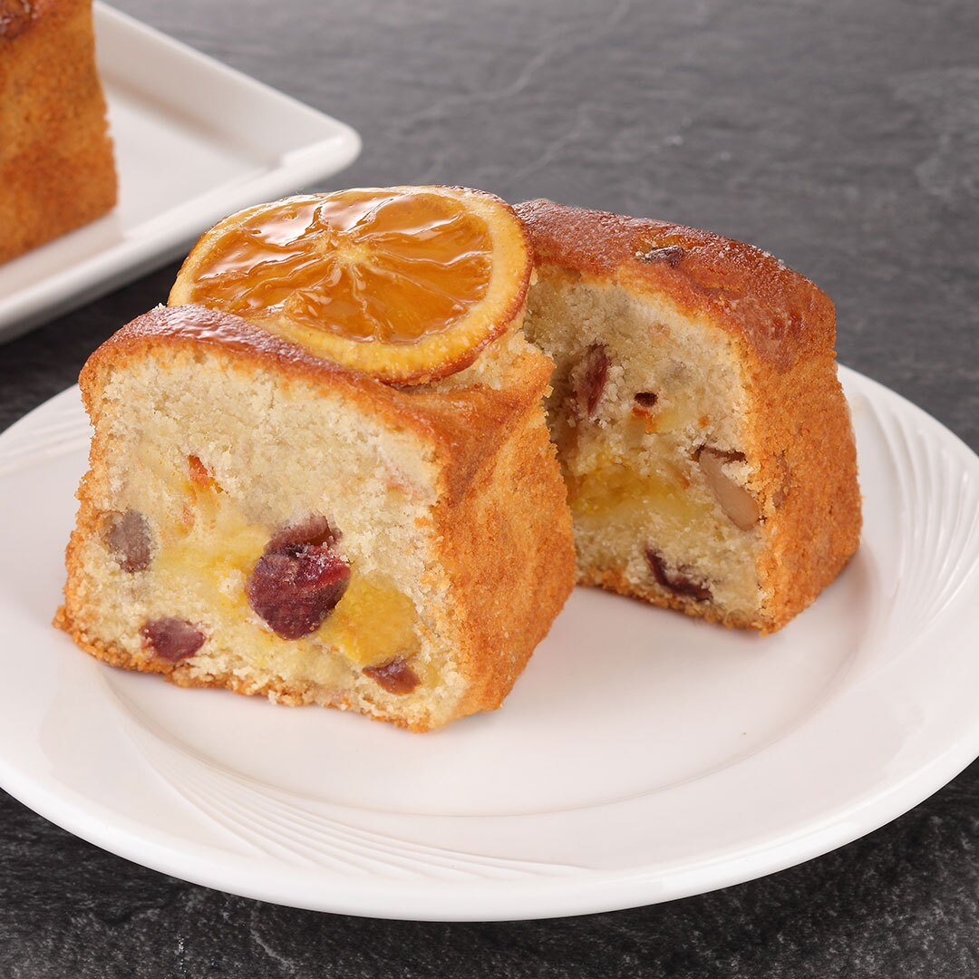蜂蜜橘橙Pound Cake-詩人假期磅蛋糕[不二緻果 原高雄不二家]港都80年老店 1