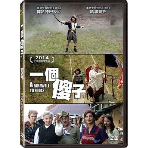 一個傻子DVD