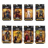 漫威英雄Marvel 周邊商品推薦【Playwoods】[漫威Marvel Legends]奇異博士電影版6吋傳奇人物組 8入全組-可組多瑪姆(含運/可動/史蒂芬史傳奇/Doctor Strange/復仇者聯盟/莫度/古一/至尊魔法師/超級英雄/孩之寶Hasbro)
