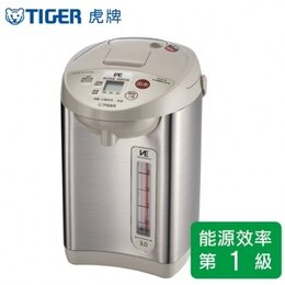 【虎牌】VE真空電熱水瓶-3.0L PVW-B30R