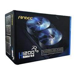 Antec KUHLER H2O H1200 Pro CPU水冷式散熱器 水冷散熱器【迪特軍】