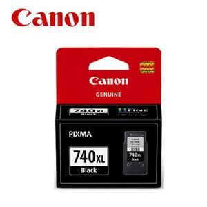 【台灣耗材】CANON ㊣原廠墨水匣 PG-740XL BK黑色 適用:CANON MX377/MX397/MX437/MX457/MX477/MX517/MG2170/MG2270/ MG3170/MG3270/MG3570/MG4170/MG4270