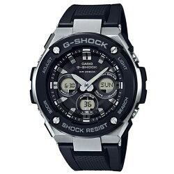 CASIO G-SHOCK 絕對悍奔騰運動腕錶/GST-S300-1A