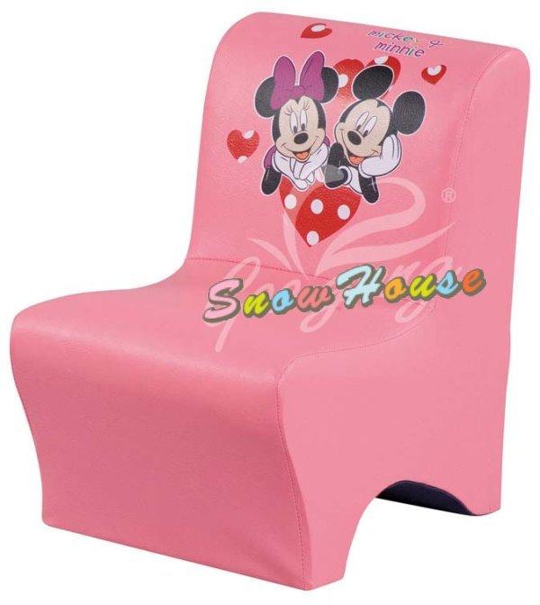 ╭☆雪之屋居家生活館☆╯931-10-11 米老鼠L型沙發椅(大)/ 沙發床/休閒椅/躺椅/另有小尺寸
