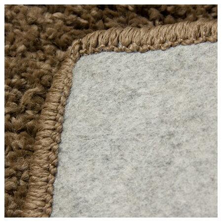 地毯 N SHAGGY BR 185×185 NITORI宜得利家居 2