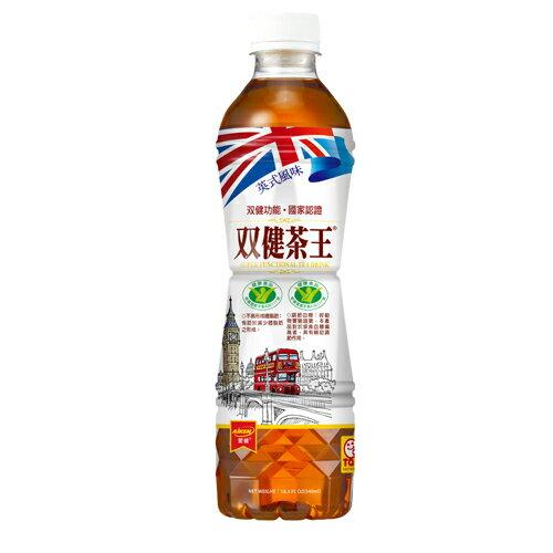 愛健健茶王-英式風味茶(紅茶)540ml*24入/箱【愛買】