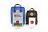 【Fjallraven Kanken 】K?nken Classic 326-540 Ox red & Royal Blue 公牛紅皇家藍 2