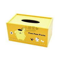 布丁狗周邊商品推薦到〔小禮堂〕布丁狗 雙抽桌上收納盒《黃.小栗鼠》實用美觀