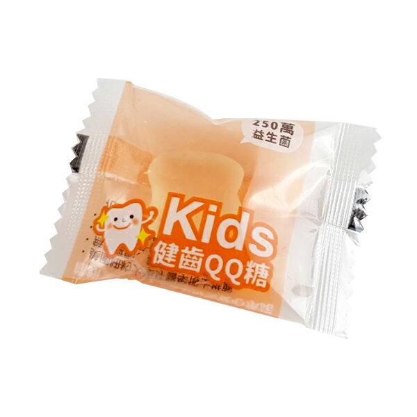 【淘氣寶寶】齒妍堂 Kids 健齒QQ糖 乳酸多多口味 35顆裝 / 包 2