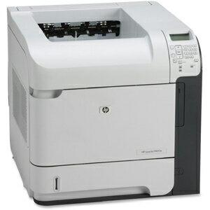 HP LaserJet P4015N Laser Printer - Monochrome - 1200 x 1200 dpi Print - Plain Paper Print - Desktop - 52 ppm Mono Print - A4, A5, B5 (JIS), 16K, Postcard, Executive JIS, DL Envelope, C5 Envelope, B5 Envelope - 600 sheets Standard Input Capacity - 225000 D 3