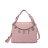 【BEIBAOBAO】東區時尚質感真皮手提包(名媛粉 共二色) 7