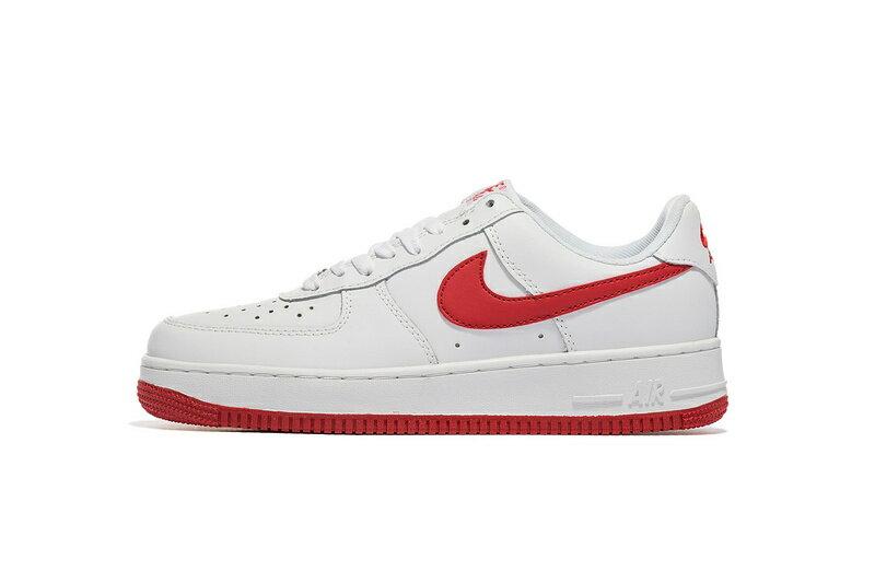 Nike Air Force 1 白紅空軍一號 男女鞋