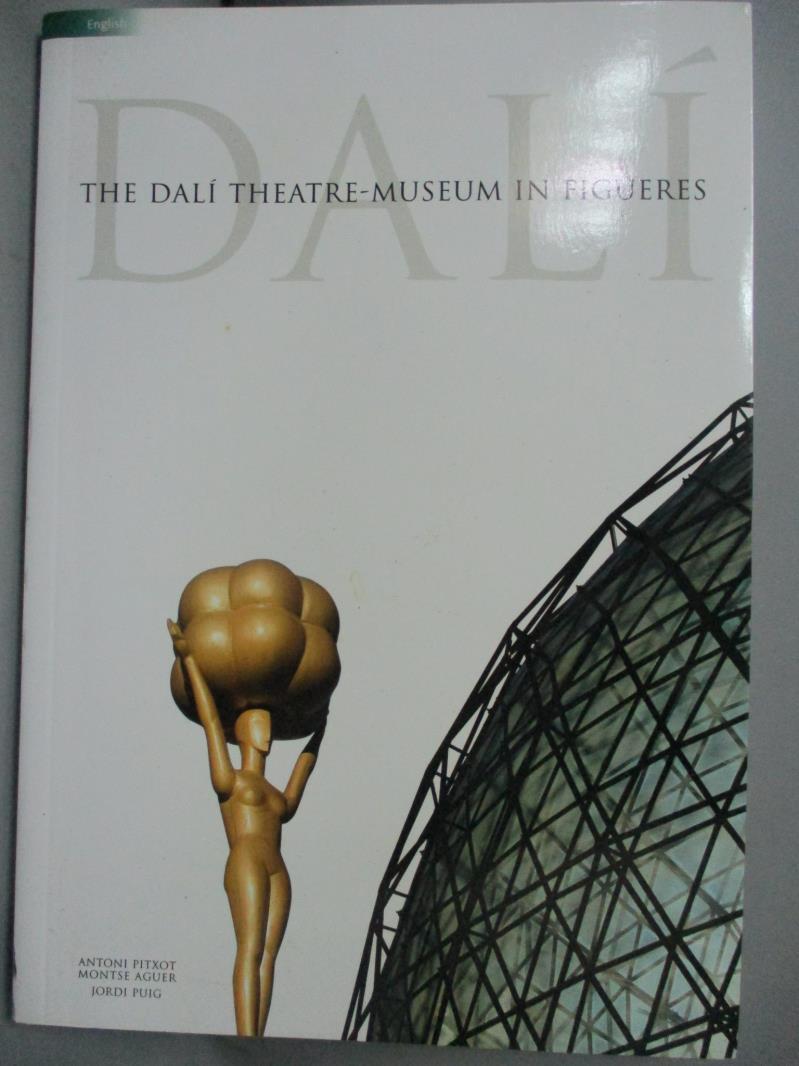 【書寶二手書T4/藝術_YET】The Dali Theatre-museum In Figueres_Castella