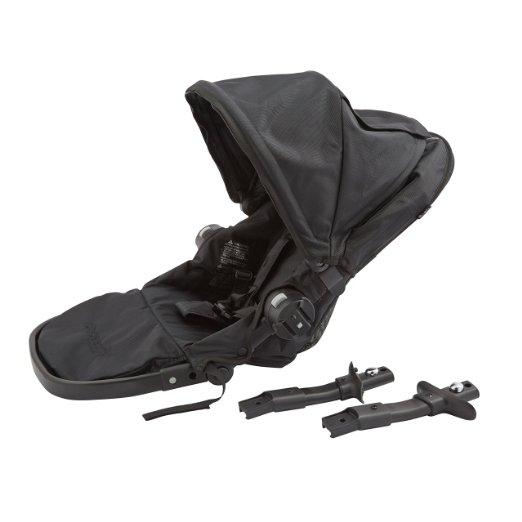 美國【Baby Jogger】City Select 推車專用雙人第二座椅(黑) 3
