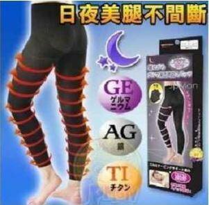 【省錢博士】睡美人薄型夜間美腿褲塑腿美型束褲(薄款)