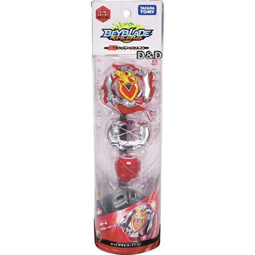 《 TAKARA TOMY 》戰鬥陀螺 BURST#105 超刃勇士 - 限時優惠好康折扣
